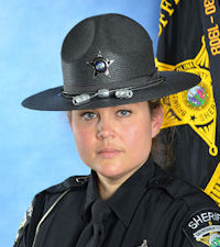Deputy Holly Locklear