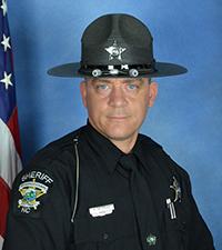 Deputy Bradley Huggins