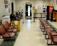 Detention Center Lobby