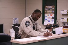 Detention Officer