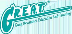 G.R.E.A.T. Program Logo