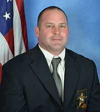 Sergeant Jim Barr