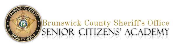 Senior Citizens Academy Banner