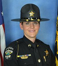 Sergeant TK Nowell