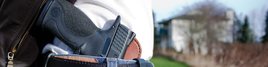 Concealed Carry Permit Banner