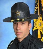 1st Sgt. Tate Bond