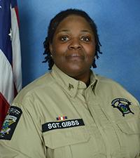 1st Sgt. Jenifer Gibbs