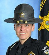 1st Sgt. Ashley Ward