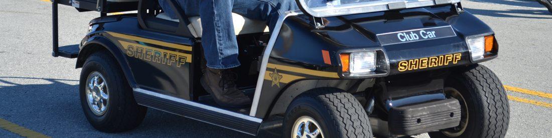 Golf Carts Banner