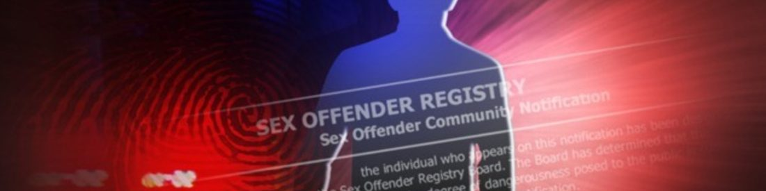 Sex Offenders Banner