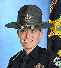 Sergeant Ashley Ward