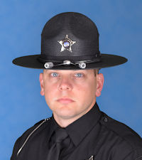 Sergeant Jake Zaludek
