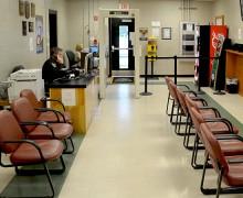 Detention Center Lobby