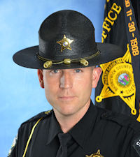 Sergeant Chris Barbour