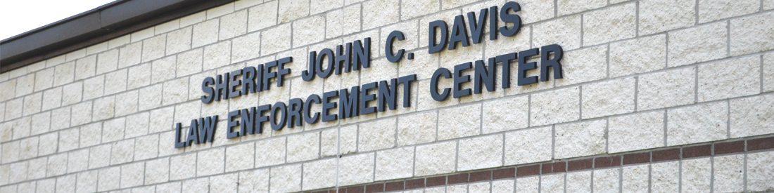 Detention Center Banner