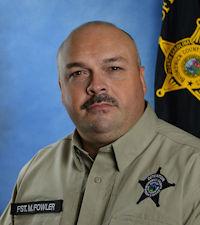 Lieutenant Michael Fowler