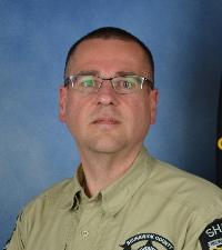 1st Sgt. David Frye
