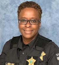 1st Sgt. Letha Hollins