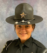 Deputy Jodie McCall