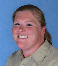 1st Sgt. Lori McKeithan