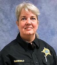 Deputy Tara Bindewald