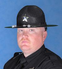 First Sergeant Brett Sasser